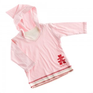 I19 TS capuche ML soft pink