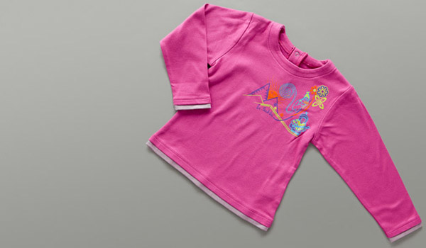 P536 TS ML flower pink